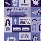 Friends TV Show by ceobrien