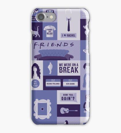 Friends TV Show iPhone Case/Skin
