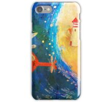 dream island iPhone Case/Skin