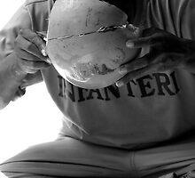 Coconut Enthusiast  by rebecca Lara bartlett