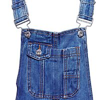 Dungarees #1 Photographic Print