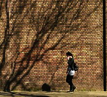 Shadow On The Wall by Pepijn Sauer