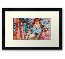 Abstract No. 1 Framed Print