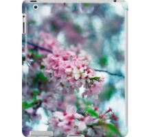 Pink Cherry Blossoms iPad Case/Skin