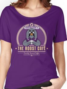 the Roost Café Women's Relaxed Fit T-Shirt