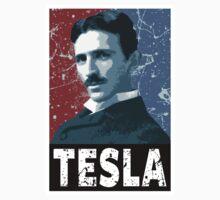 Tesla by Slogan-It