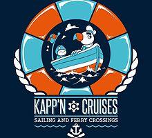 Kapp'n Cruises by owlhaus