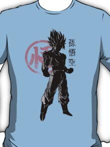 crimson goku T-Shirt