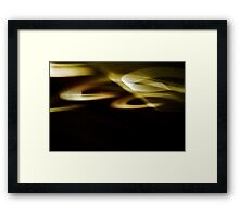 Crazy City 16 Framed Print