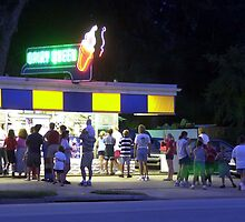 Cool times at the hot spot by Larry  Grayam