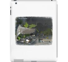 Iaconagraphy: For the Birds: We Are Not Extinct iPad Case/Skin