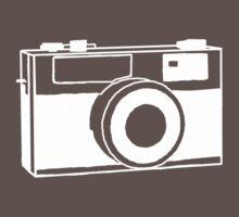 35mm camera (white) by Adam Graham