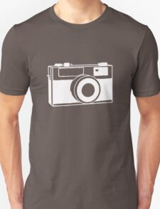35mm camera (white) T-Shirt