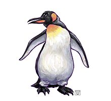 Animal Parade Penguin by ImagineThatNYC