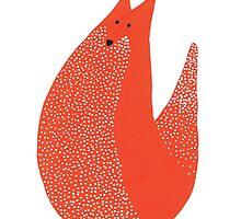 Foxy by sharonlangdon