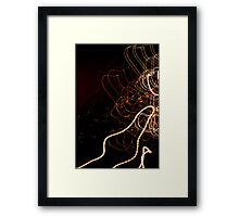 Crazy City 24 Framed Print
