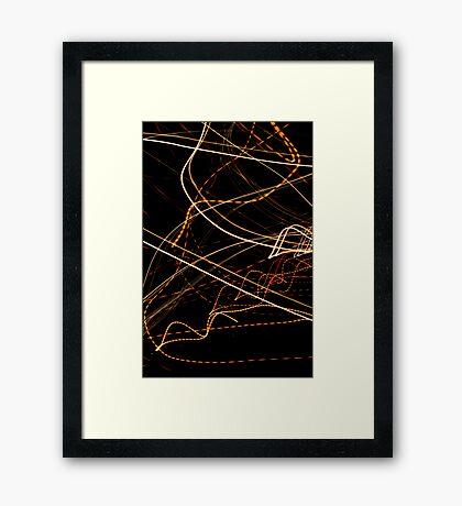 Crazy City 28 Framed Print