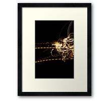 Crazy City 32 Framed Print