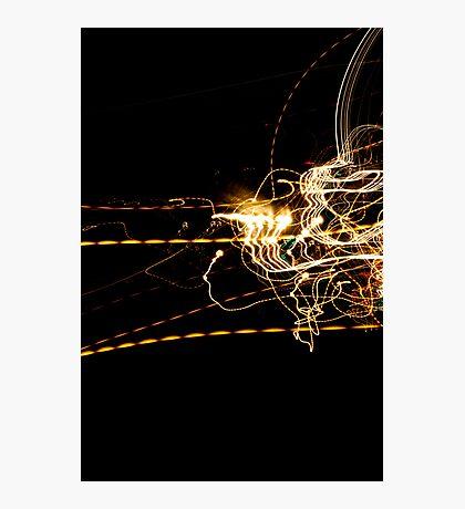 Crazy City 32 Photographic Print