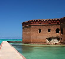 Fort Jefferson by SinaStraub