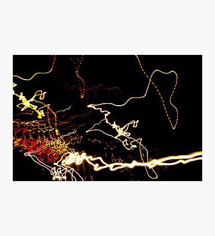 Crazy City 34 Photographic Print