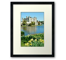 Leeds Castle: Kent UK Framed Print