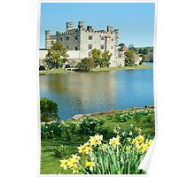 Leeds Castle: Kent UK Poster