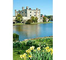 Leeds Castle: Kent UK Photographic Print