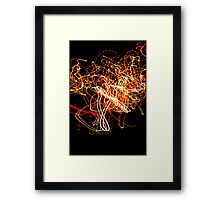 Crazy City 39 Framed Print