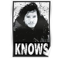 Knows Poster