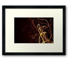 Crazy City 44 Framed Print