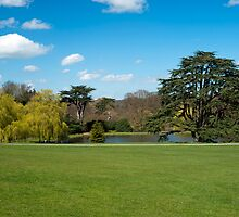 Leeds Castle Grounds: Kent UK by DonDavisUK