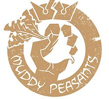 Muddy Peasants (Tan) by Steve Dismukes