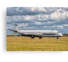Hawker Siddeley Nimrod R.1 XW665 SIGINT aircraft Canvas Print
