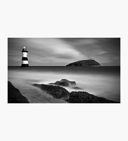 Puffin Island Photographic Print