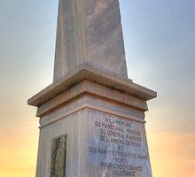 Monument of the Philhellenes by Vagelis Georgariou