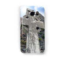 old kerry celtic cross Samsung Galaxy Case/Skin