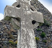 old kerry celtic cross by morrbyte