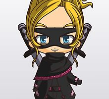 Felicity ~ League Of Arrows ~ In style by JayGriffiths15