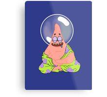 Patrick the Enlightened Metal Print