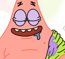 Patrick the Enlightened Sticker