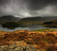 HAWESWATER by STEVE  BOOTE