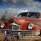E N M Packard by Gregory Collins