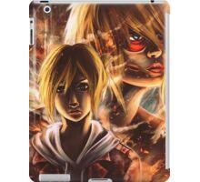 Attack on titan: Annie iPad Case/Skin