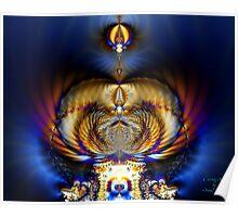 Cosmic Seat Poster