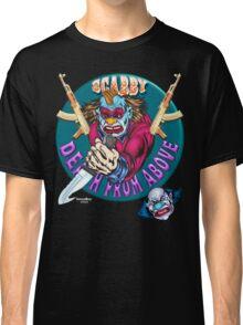 Evil Clown T Shirt AK 47 Classic T-Shirt