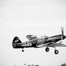 P-40 by Jonicool
