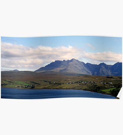 The  Cuillins  13 Poster