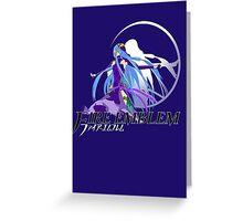Fire Emblem Dancer Greeting Card