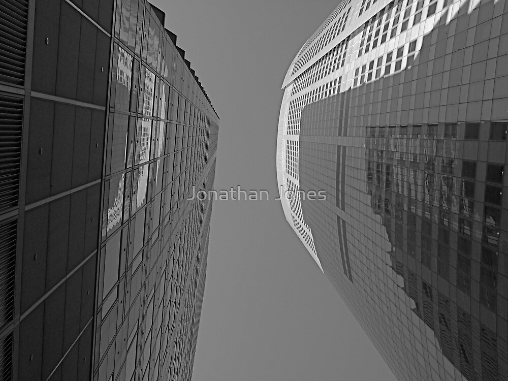 Abstract Building by Jonathan Jones